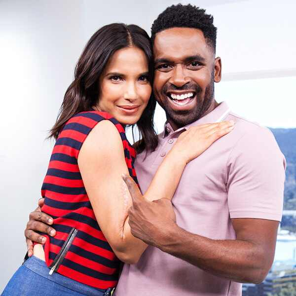 Daily Pop Celebrity Guests, Padma Lakshmi